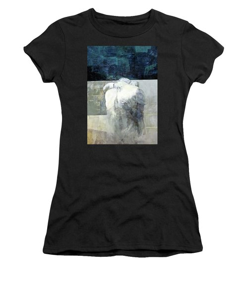 Saying Goodbye Women's T-Shirt (Athletic Fit)