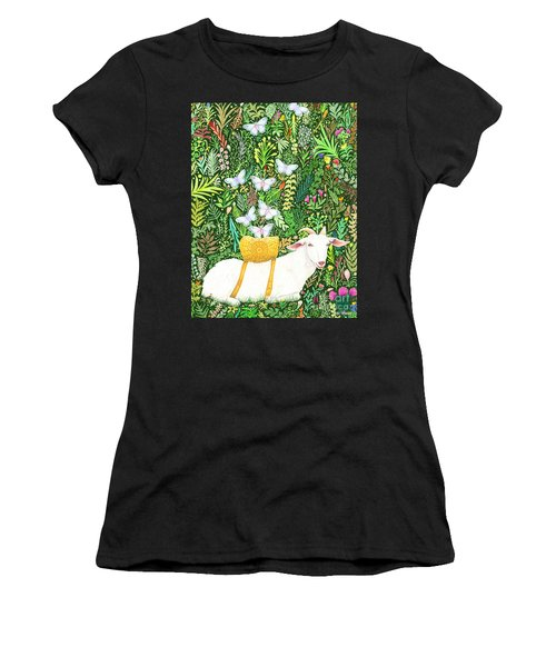 Scapegoat Healing Women's T-Shirt (Athletic Fit)