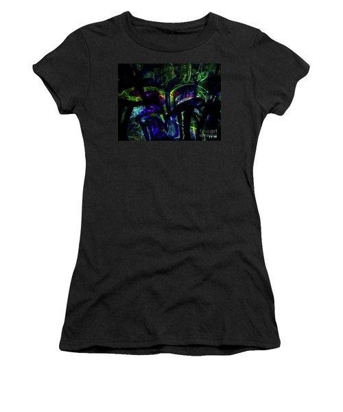 Scary Face-1 Women's T-Shirt