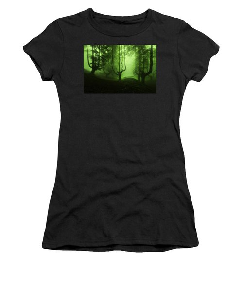The Funeral Of Trees Women's T-Shirt