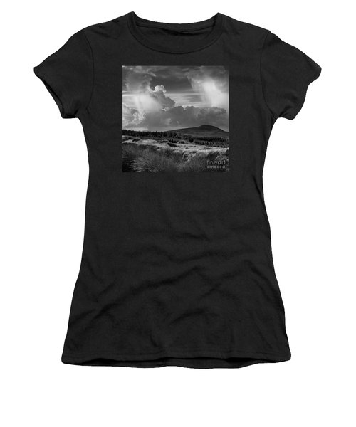 Scattering Clouds Over The Cronk Women's T-Shirt