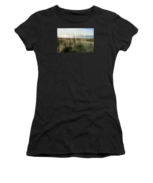 Scene From Hilton Head Island Women's T-Shirt (Athletic Fit)