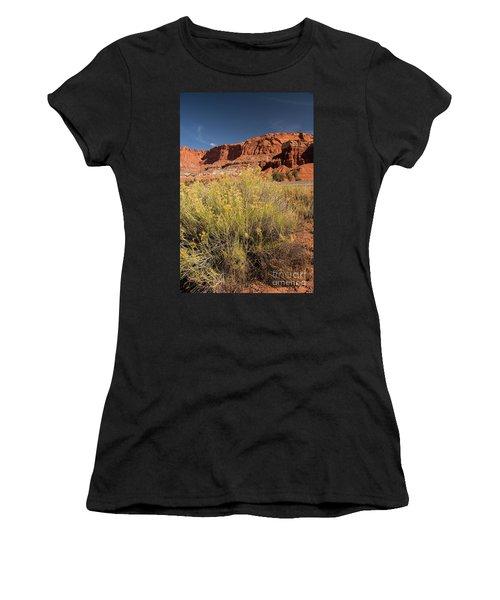 Scenery Capital Reef National Park Women's T-Shirt