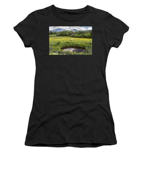 Scenic Pasture Women's T-Shirt
