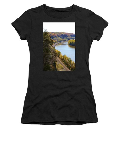 Scenic View Women's T-Shirt (Athletic Fit)