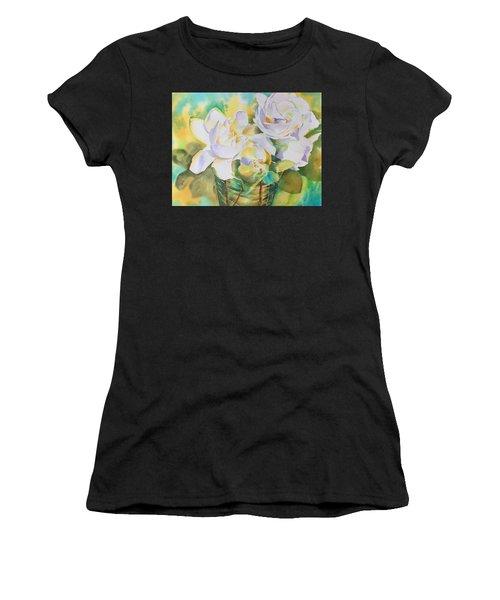 Scent Of Gardenias  Women's T-Shirt