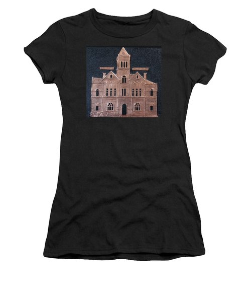Schley County, Georgia Courthouse Women's T-Shirt