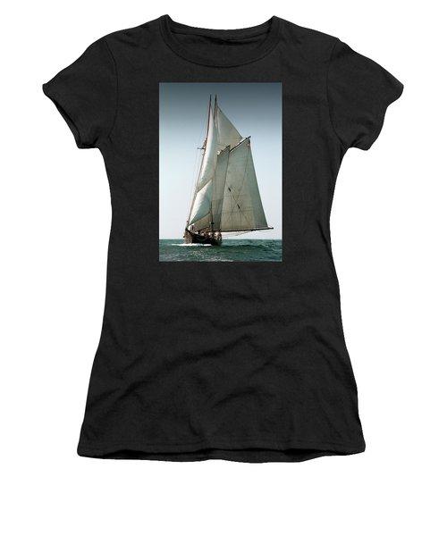 Schooner Ernestina Women's T-Shirt