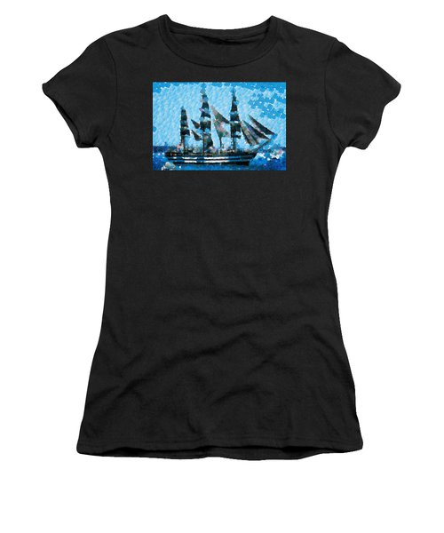 Schooner Supreme Women's T-Shirt