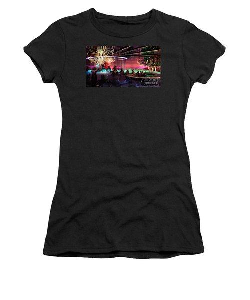 Sci-fi Lounge Women's T-Shirt