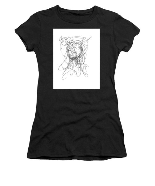 Scribble For Gusts, Dust, The Sun... Women's T-Shirt