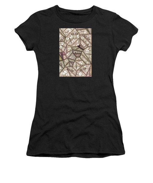 Scribed Women's T-Shirt (Athletic Fit)