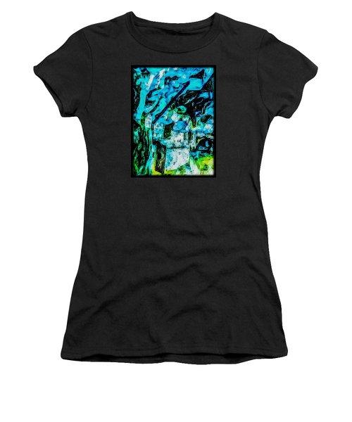 Sea Changes Women's T-Shirt (Athletic Fit)