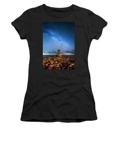 Sea Goddess Statue, Bali Women's T-Shirt