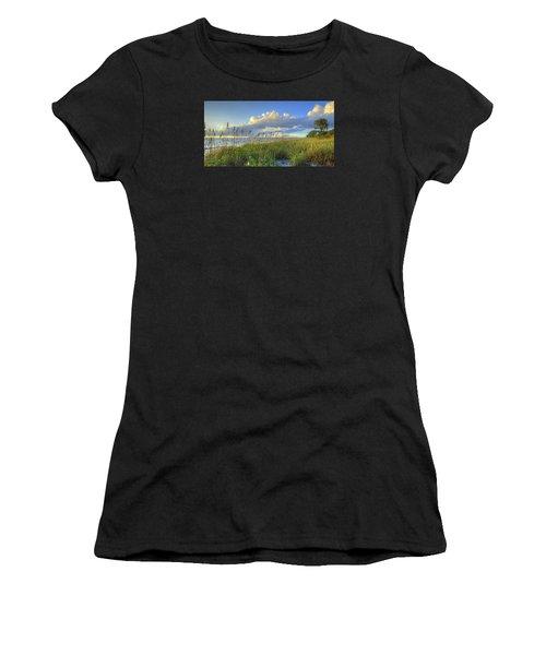 Sea Oats Women's T-Shirt (Athletic Fit)