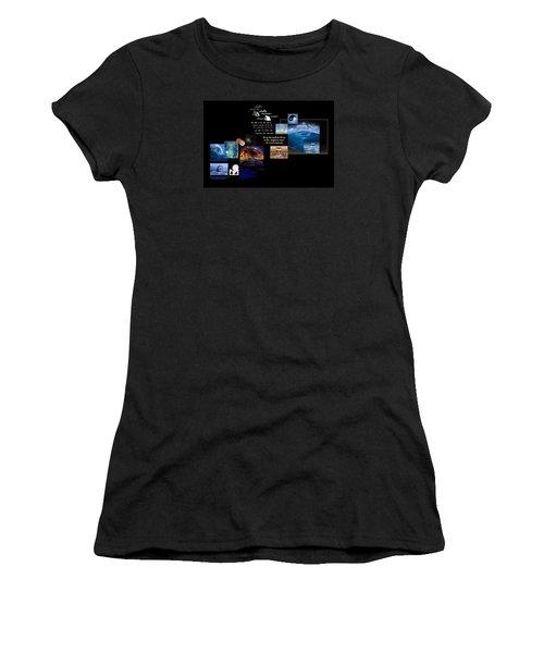 Seas Of Dreams  Women's T-Shirt (Athletic Fit)