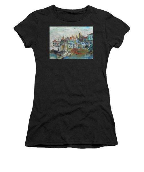 Sea Shore Village Women's T-Shirt