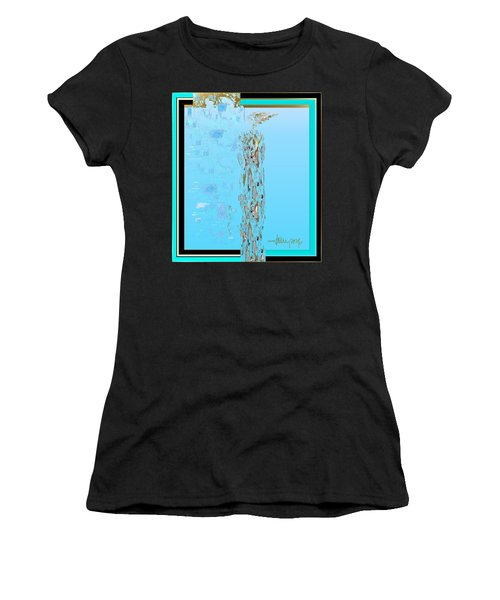 Sea Witch  Women's T-Shirt (Athletic Fit)