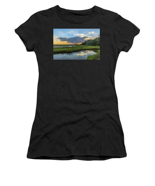 Seabrook Island Sunrays Women's T-Shirt