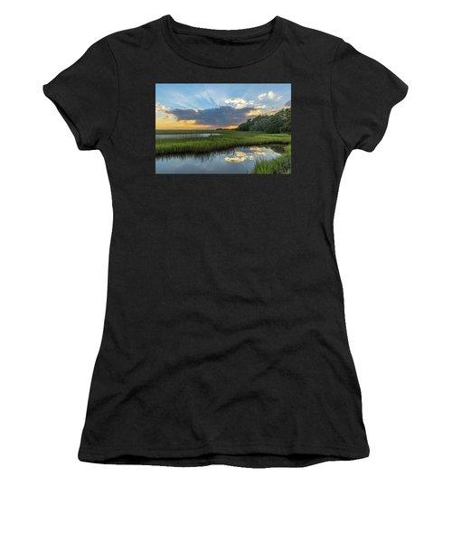 Seabrook Island Sunrays Women's T-Shirt