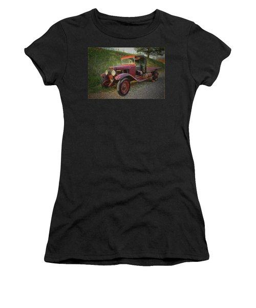 Seasoned Ol' Truck Women's T-Shirt