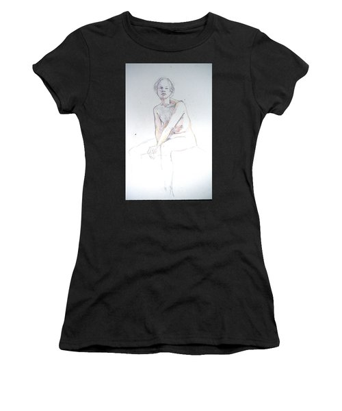 Seated Study 2 Women's T-Shirt
