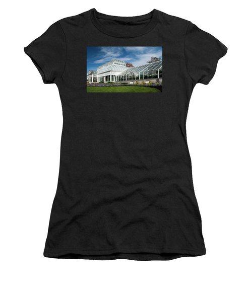 Seattle Washington Park Arboretum Women's T-Shirt (Athletic Fit)