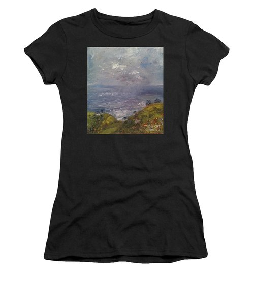 Seaview Women's T-Shirt (Athletic Fit)