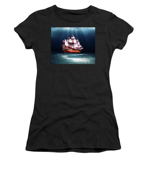 Seaworthy Women's T-Shirt (Athletic Fit)