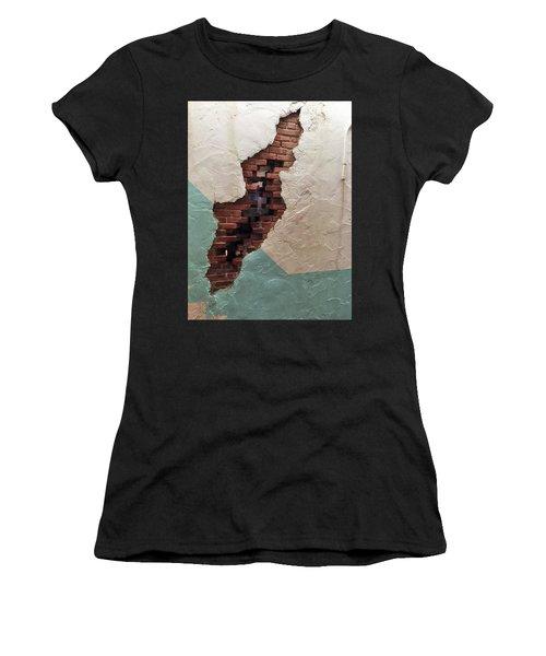 Secret Escape Women's T-Shirt (Athletic Fit)