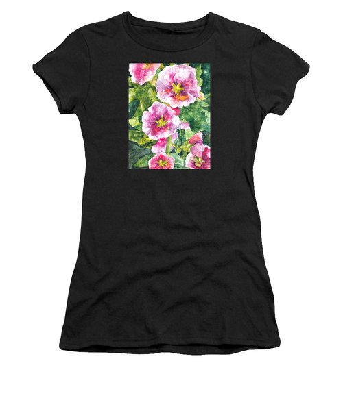 Secret Garden Women's T-Shirt (Athletic Fit)