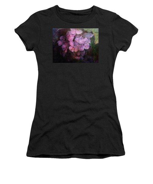 Secret Hydrangea 1538 Idp_2 Women's T-Shirt