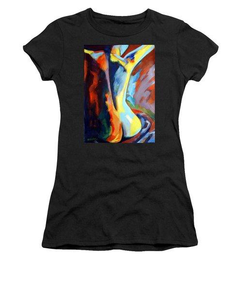 Secret Sources And Powers Women's T-Shirt