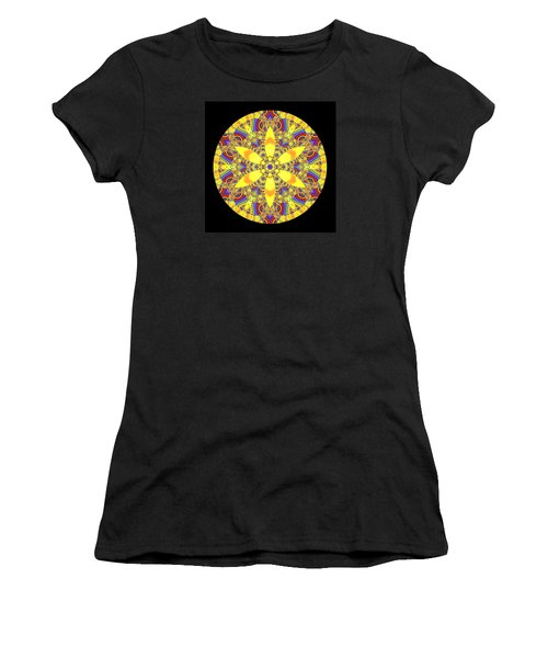 Women's T-Shirt featuring the digital art Seed Of Life  by Robert Thalmeier