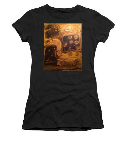 Seeing Into Space Women's T-Shirt (Athletic Fit)