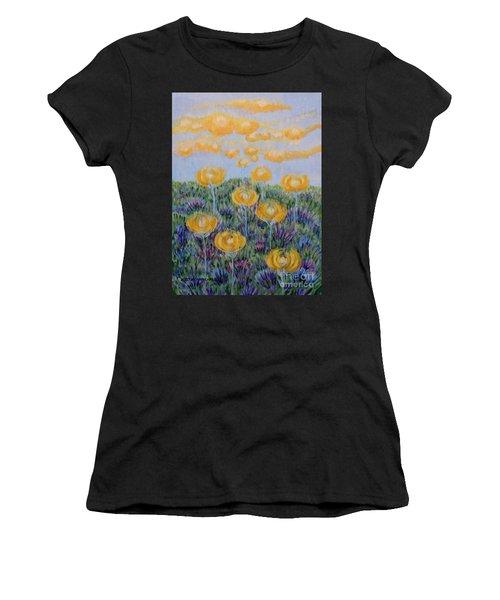 Seeing Through Women's T-Shirt