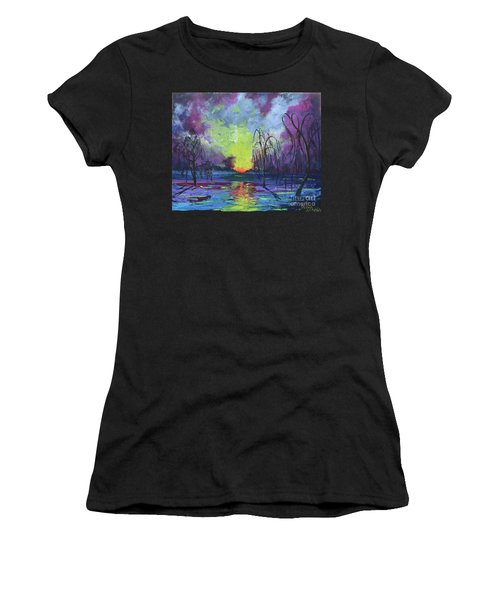 Seeing Through The Truth Women's T-Shirt