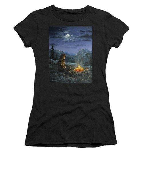 Seeking Solace Women's T-Shirt