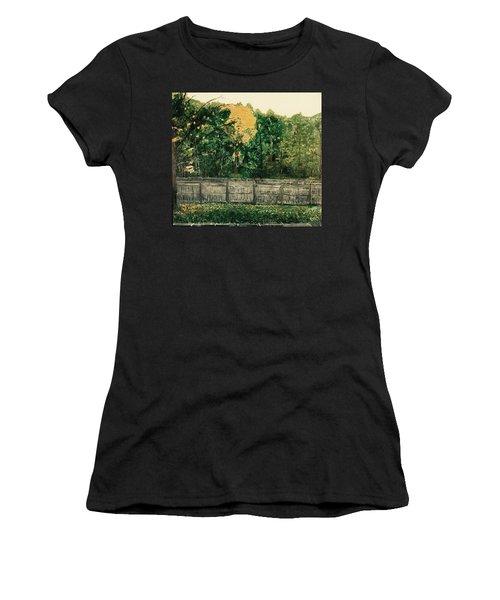 Seekonk Farm Women's T-Shirt (Athletic Fit)