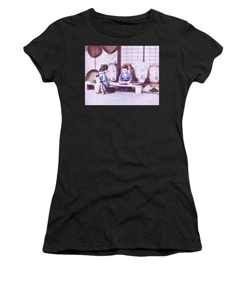 Selecting Tea Women's T-Shirt
