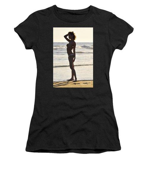 Self Reflecting Women's T-Shirt