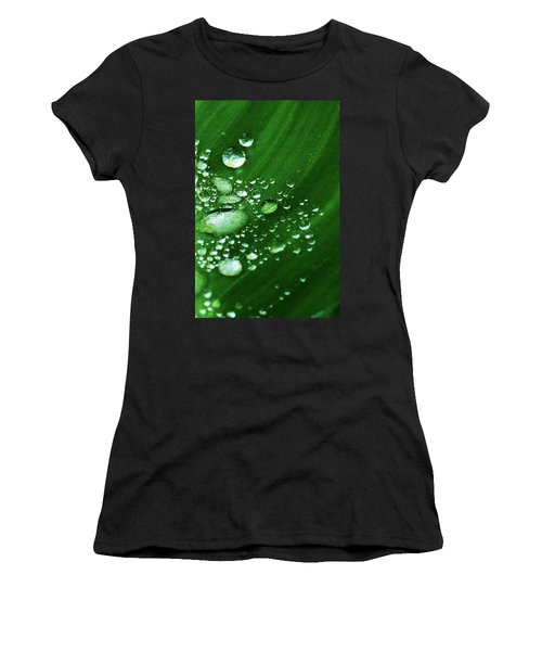 Growing Carefully Women's T-Shirt (Athletic Fit)