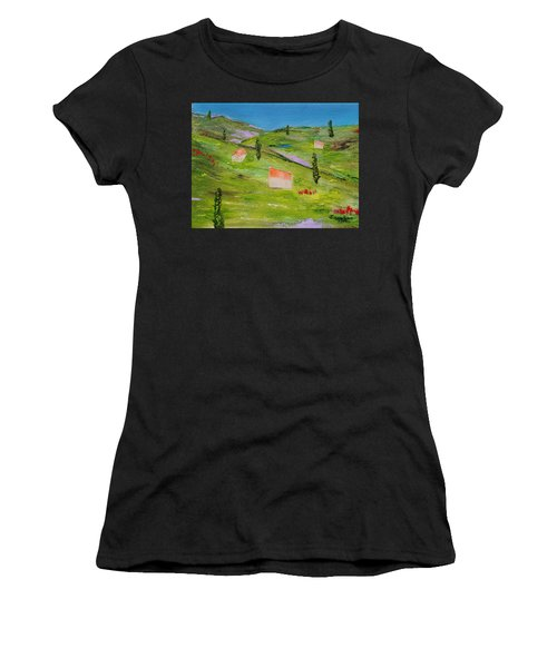Semplicita Women's T-Shirt (Athletic Fit)