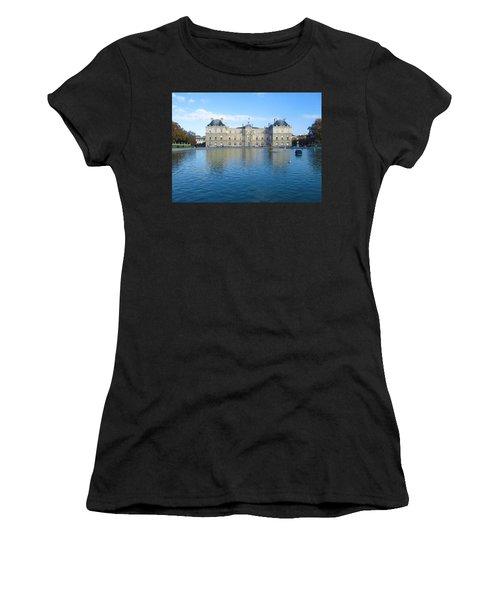 Senat From Jardin Du Luxembourg Women's T-Shirt