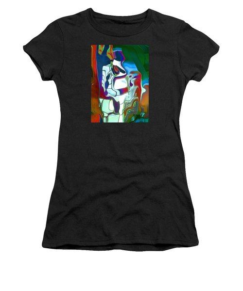 Sentinel Women's T-Shirt (Junior Cut) by Alika Kumar