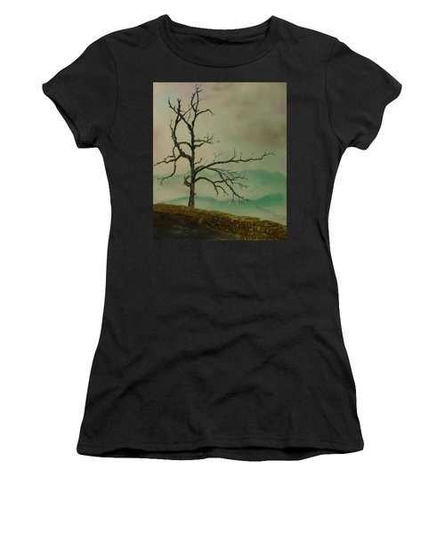 Sentinel Of The Shenandoah  Women's T-Shirt
