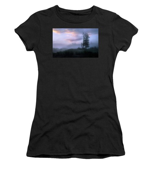 Sentinels In The Valley Women's T-Shirt (Athletic Fit)