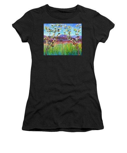 Sentries Diptych Women's T-Shirt