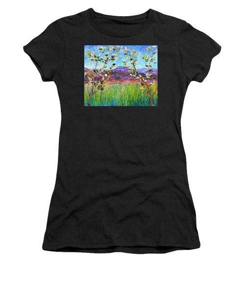 Sentries Diptych Women's T-Shirt