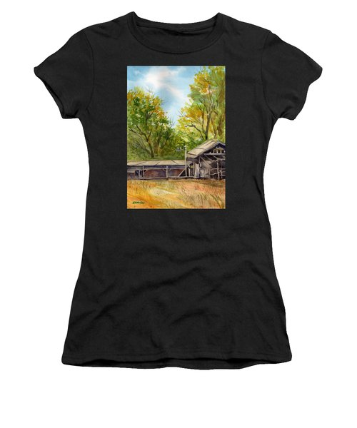 September Song Women's T-Shirt (Athletic Fit)